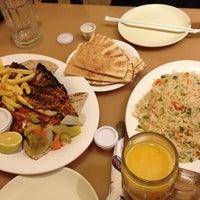 Photo taken at Al-Bahar Restaurant by Azwinda on 12/18/2012