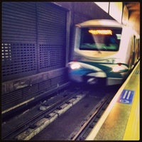 Photo taken at Ana Rosa Station (Metrô) by Temistocles S. on 3/13/2013