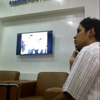 Photo taken at Gedung Graha Angkasa Pura I by giena c. on 12/4/2013
