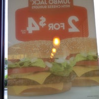 Photo taken at Jack in the Box by Marko P. on 5/1/2013