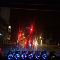 Photo taken at Vacharaphol Intersection by Frame J. on 9/17/2016