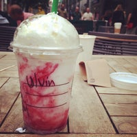 Photo taken at Starbucks by µ∫v¡и †. on 7/27/2013