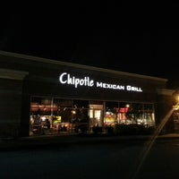 Photo taken at Chipotle Mexican Grill by Aeja on 10/18/2012
