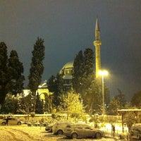 Photo taken at Fındıkzade by Neslihan on 1/8/2013