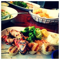Photo taken at Red Lobster by Maryah on 9/12/2013