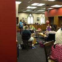 Photo taken at Lasky Hall by Kate on 7/21/2013