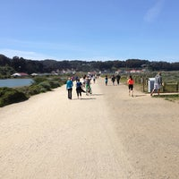 Photo taken at Crissy Field by Holger L. on 3/17/2013