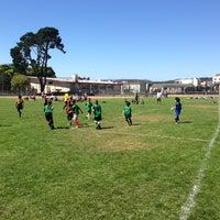 Photo taken at Angelo J. Rossi Park by Holger L. on 9/7/2013