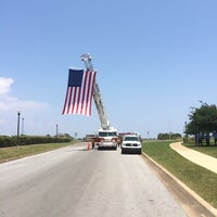 Photo taken at Wall South Veterans Memorial by John P. on 5/25/2014