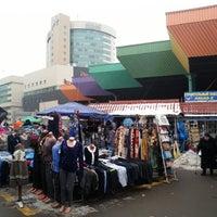 Снимок сделан в Лефортовский рынок пользователем Вадим В. 12/31/2012