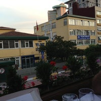 Photo taken at Yıldız Koleji by Eray  (ЭРАЙ) Л. on 6/15/2013