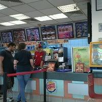 Das Foto wurde bei Burger King von Caglar am 7/7/2013 aufgenommen