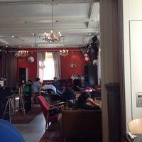 Photo taken at Café Stift by Julia on 9/10/2013