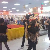 Photo taken at Jambi Prima Mall by Mashd on 1/19/2013