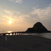 Photo taken at 由良温泉 by tubaki33 on 7/29/2014