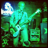 Photo taken at Rooster's Blues House by Newt R. on 12/30/2012