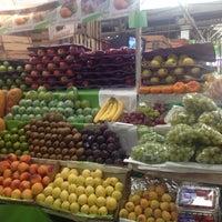 Photo taken at Mercado 24 de Agosto by Guillerme G. on 10/11/2012