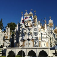 Photo taken at It's a Small World by Christopher on 11/24/2012