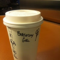 Photo taken at Starbucks by Emily C. on 10/15/2012