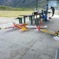 Photo taken at Club ACME aeromodelismo Guatemala by Reyes on 12/10/2016