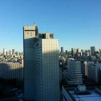 Photo taken at 品川プリンスホテル アネックスタワー by Yo H. on 1/19/2013