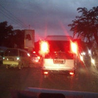 Photo taken at Lampu Merah Pertigaan Bypass by Purno s. on 3/18/2013