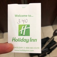 Photo taken at Holiday Inn Tewksbury-Andover by Jay M. on 12/14/2017