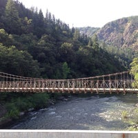 Photo taken at American River by Sherilyn H. on 5/26/2014