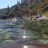 Photo taken at American River by Sherilyn H. on 8/23/2014
