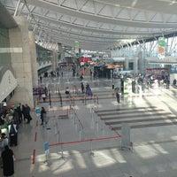 Photo taken at Ankara Esenboğa Airport (ESB) by Ebru E. on 2/26/2013