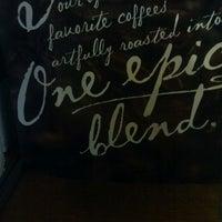 Photo taken at Starbucks by Jeanett G. on 3/16/2013