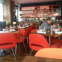 Photo taken at Sushi Taiyo by Chris V. on 10/11/2012