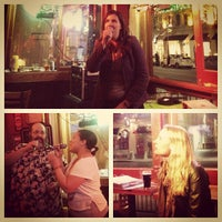 Photo taken at The Britannia Pub by Chris V. on 1/5/2013