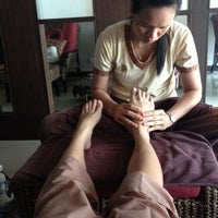 Photo taken at Nada massage & spa by Muttulada G. on 3/30/2014