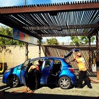 Photo taken at San Mateo Car Wash by Kamel P. on 11/2/2012