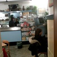 Photo taken at Latteria Gelateria da Cesare by Fabio B. on 2/16/2013