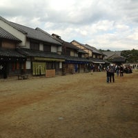 Photo taken at ワープステーション江戸 by Susumu W. on 10/21/2012