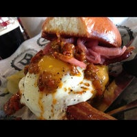 Photo taken at B Spot Burgers by Mark L. on 5/1/2013