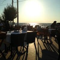 Photo taken at Bizim Gazino Balık Restorant by Yunus Çeken on 7/3/2013