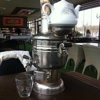 Photo taken at Katre Cafe Restaurant by Timuçin U. on 3/3/2013
