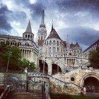 Foto tirada no(a) Castelo de Buda por Alex em 4/28/2013