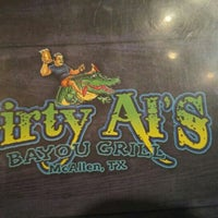 Photo taken at Dirty Al's Bayou Grill by Kyle H. on 3/15/2016