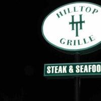 Photo taken at Hilltop Grille by Mark J. on 10/4/2012