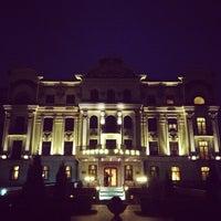 Снимок сделан в Pontos Plaza Hotel&SPA пользователем Dmitry K. 2/28/2013