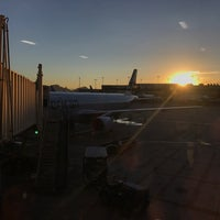 Photo taken at Gate A3 by Jess G. on 8/22/2017