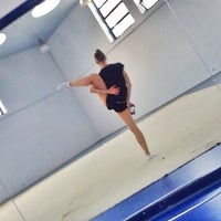 Photo taken at Palestra Guido Rossa by Maria Laura P. on 9/8/2014