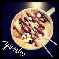 Photo taken at Cafe Brazil by Jane on 10/5/2013