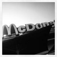 Photo taken at McDonald's by Jazzie B. on 4/4/2013