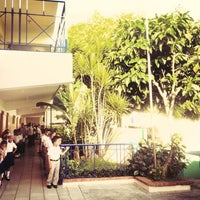 Photo taken at Colegio Gregorio Hernández by Anabelle on 8/19/2013