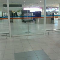 Photo taken at Arrival Hall by Herman M. on 10/22/2012